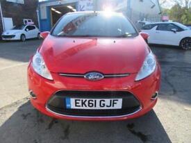 Ford Fiesta TITANIUM TDCI