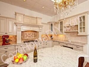 Granite and Quartz Countertops for Sale from $45/Sq.ft Kitchener / Waterloo Kitchener Area image 6