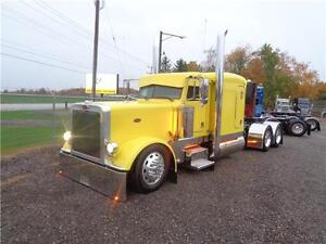 2015 PETERBILT 389, PROFESSIONALLY CUSTOM BUILT HOT ROD
