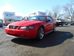 FORD MUSTANG 2004*****PONY ÉDITION****40TH ANNIVERSAIRE*****