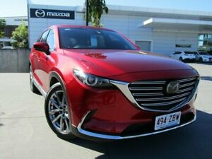 2018 Mazda CX-9 TC Azami SKYACTIV-Drive i-ACTIV AWD Red 6 Speed Sports Automatic Wagon Maroochydore Maroochydore Area Preview