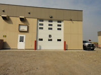Fort St John - Light Industrial Shop Space for Lease