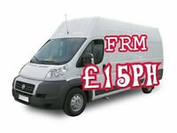 REMOVAL MAN VAN £15PH CAMDEN,HARROW,EALING,WEMBLEY,FINCHLEY,BARNET,EDGWARE,HENDON,ACTON,KINGSBURY