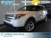 2014 Ford Explorer XLT-Moon Roof-Nav-Power Liftgate