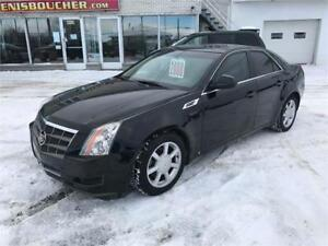 2008 Cadillac CTS4 Toit Panoramique