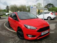 Ford Focus 1.5T ( 182ps ) EcoBoost ( s/s ) 2016 Zetec S Red Edition