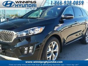 2017 Kia Sorento SX V6 Heated Seats Sunroof Backup Camera