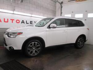 2015 Mitsubishi Outlander GT AWD 7 PASSAGER CUIR TOIT  *61$/SEM*