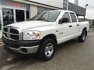2008 Dodge Ram 1500 SLT SXT  5.7 HEMI - CARPROOF CLEAN
