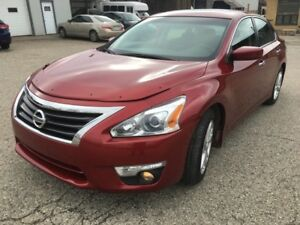 2014 Nissan Altima 2.5 S_ SUNROOF_REMOTE START_ LOW KM 2.5 S