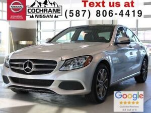 2017 Mercedes Benz C-Class C 300 ( Fully Loaded) *DealerCost*