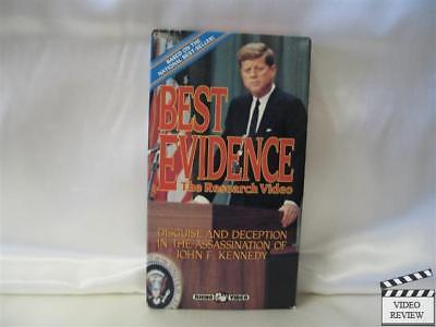 Best Evidence: The Research Video *VHS* David S. (Best Evidence David Lifton)