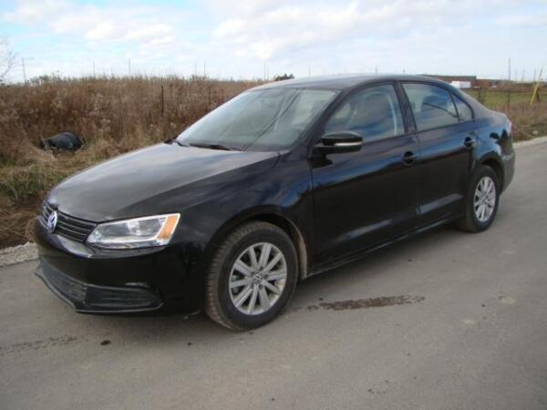 2014 VOLKSWAGEN JETTA -5 TO CHOOSE &DIESEL AND GAS& ONLY 7200 KM