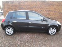 2008 RENAULT CLIO 1.5 DCI DYNAMIQUE DCI, £30 A YEAR ROAD TAX, MOT NOVEMBER 2017!!