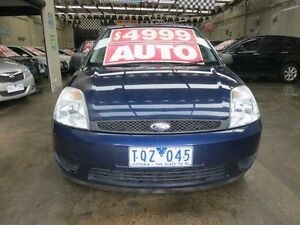 2005 Ford Fiesta WP LX 4 Speed Automatic Hatchback Mordialloc Kingston Area Preview
