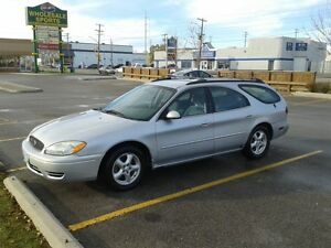2004 Ford Taurus SE Wagon New Safety Need to sell