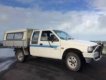 1995 Holden Rodeo Ute Space Cab 4x4 Mackay Mackay City Preview