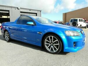 2009 Holden Commodore VE MY09.5 SS-V 6 Speed Automatic Utility