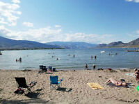 "Osoyoos B.C.> ""SANDY BEACH Condo with panoramic FULL LAKEVIEWS"