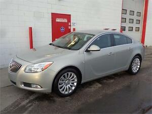 2011 Buick Regal CXL ~ 79,000kms ~ Accident free ~ $12,500