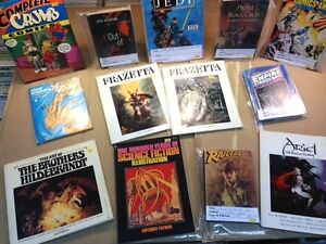 RARE and COLLECTABLE BOOKS --CLEARANCE SALE-- 50% OFF Cornwall Ontario image 8