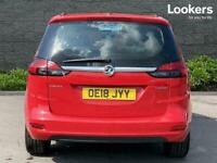 2018 Vauxhall Zafira 1.4T Design 5Dr Estate Petrol Manual