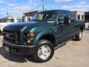 2008 Ford Super Duty F-250 4X4 OFF ROAD **ONLY 64000KM**
