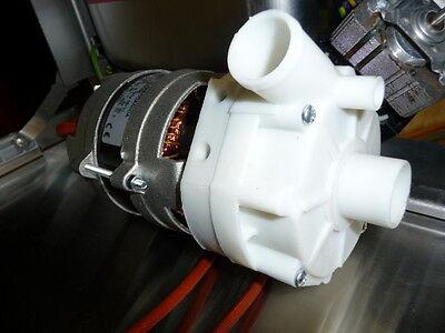 Nachspülpumpe f. Hobart Drucksteigerungspumpe Pumpe wie Hanning UP60 /UP30 NEU!