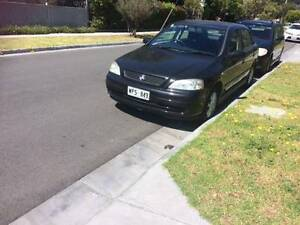 2001 Holden Astra Hatchback Bentleigh East Glen Eira Area Preview