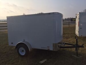 Brand New 2017 5X8 Enclosed Trailer Only $ 2250! London Ontario image 1