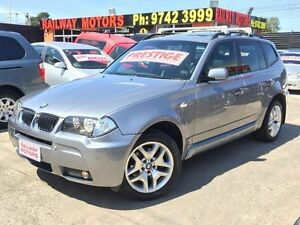2006 BMW X3 Silver Automatic Wagon Dandenong Greater Dandenong Preview