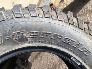 Jeep Wrangler Rubicon Tires