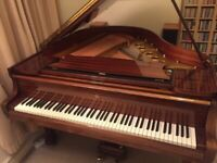 Steinway & Sons Model 'S' Grand Piano (5' 1'') (155cm)