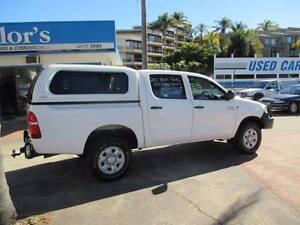 2012 HILUX 4X4 DUAL CAB T/DIESEL AUTO Batemans Bay Eurobodalla Area Preview