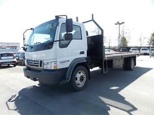 2007 Ford Cab Over Forw 550 Blue Diamond LCF 4.5L V6 14Ft Diesel
