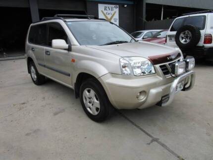 2003 Nissan X-trail SUV Newton Campbelltown Area Preview