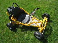 SALE: New 6.5hp 200cc Go-Kart - Drift II GoKart