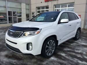 2015 Kia Sorento PST Paid! Just $99 weekly.