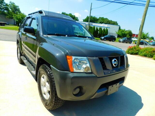 Imagen 1 de Nissan Xterra  gray