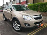 Vauxhall Antara 2.2 CDTi SE AWD 5dr (Nav) 2012