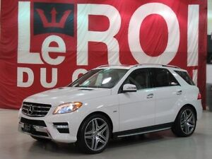 Mercedes-Benz Classe-M ML350 BLUETEC TV/DVD !!! 2014