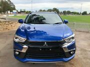 2017 Mitsubishi ASX XC MY17 LS 2WD Blue 6 Speed Constant Variable Wagon Prospect Prospect Area Preview
