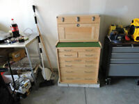 Fly tying chest excellent condition