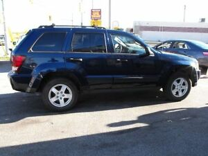 2006 GRAND CHEROKEE  4X4  LOADED  NEW TIRES  SAFETIED