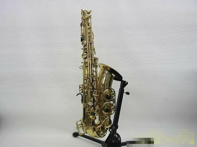 Alto Saxophone S.G.GALAN Gold with Black Hard Case mantained from Japan