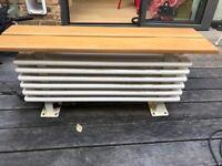 Column radiator 25cm x 23cm x 85cm