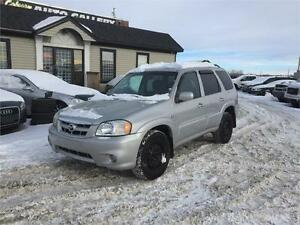 2006 Mazda Tribute GS LOW KM AUTO 4WD