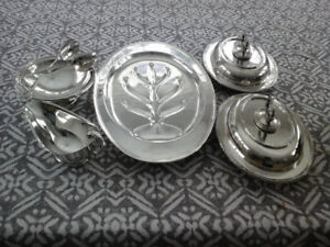Antique Silver items