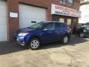 2015 Toyota RAV4 LE, ALL WHEEL DRIVE , BACK UP CAMERA