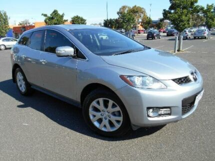 2008 Mazda CX-7 ER Luxury (4x4) Grey 6 Speed Auto Activematic Wagon Maidstone Maribyrnong Area Preview